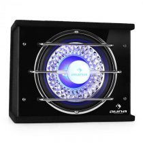 Auna C8-CB250-34, subwoofer do auta, 600 W