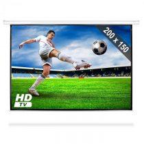 FrontStage PSEC-100, premietacie plátno, HDTV, 200 x 150 cm,