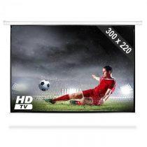 FrontStage PSAC-150, premietacie plátno s motorovým pohonom, HDTV, 300x220 cm 4: