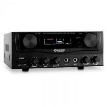 Auna AV1-AMP-2, HiFi karaoke zosilňovač, 400 W