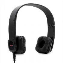 Auna BTF2-KUL03, Bluetooth slúchadlá, heandsfree, koža