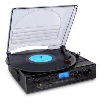 Auna TT-186E, stereo systém, gramofón, USB MP3 nahrávanie
