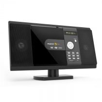 Auna Stereo zariadenie MCD-82, DVD prehrávač, USB, SD, MPEG4
