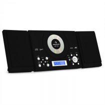 Stereo zariadenie Auna MC-120, MP3/CD prehrávač, USB, čierne