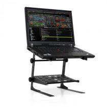 Resident DJ LTS 1BLap, stojan na laptop sdodatočnou plochou