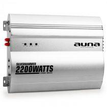 2-kanálový zosilňovač do auta Auna Silverhammer, 2200W, stri
