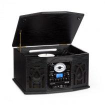 Stereo zariadenie Auna NR-620, stereo, MP3 záznam, čierne