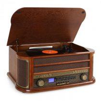 Retro stereo zariadenie Auna Belle Epoque 1908, USB, CD, MP3