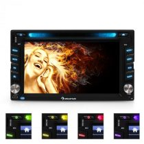 Moniceiver Auna MVD-480, DVD, CD, MP3, USB, SD, HD, 6,2''