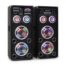 Skytec KA-26, aktívny karaoke PA reproduktorový set, USB, SD