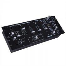 Ibiza DJM90USB-BT, 5-kanálový mixážny pult s USB bluetooth SD, do racku