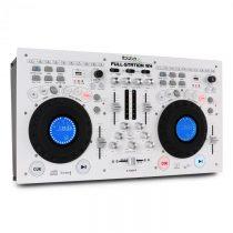 Ibiza Full Station DJ sada, dvojitý CD-prehrávač,scratch,MP3