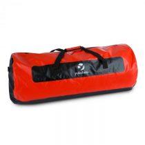 Yukatana Quintoni 120, čierna/červená, lodný vak, športová taška, 120 litrov, nepremokavá