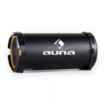 Auna Dr. Beat, 2.1 bluetooth reproduktor, USB, SD, AUX, UKW, akumulátor, žltý