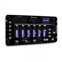 Skytec STM-3007, 6-kanálový DJ mixážny pult, bluetooth, USB, SD, MP3