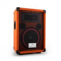 """Malone Beatamine-C, 20 cm, 8"""", 150 W RMS, 300 W max., PA reproduktor, oranžový"""