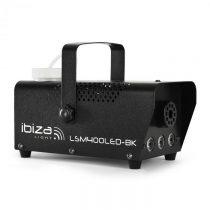 Ibiza LSM400LED-WH, mini parostroj, oranžový, LED