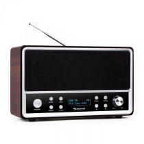 Auna Charleston, DAB+- digitálne prenosné rádio s FM/AM, RDS a budíkom