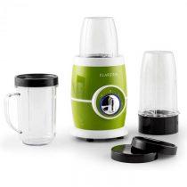 Klarstein Juicinho Verde, 220 W, stolný mixér, príprava smoothie, 8-dielny set