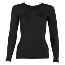 Capital Sports Beforce, čierne, kompresné tričko, tréningové tričko, dámske, XS