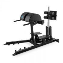 Capital Sports Faece Roman Chair, čierna, GHD, oceľ, koženka