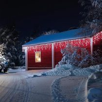 Blumfeldt Dreamhome SM24C, studená biela, 24 m, 480 LED, vianočné osvetlenie
