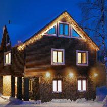 Blumfeldt Dreamhome FM8W, teplá biela, 8 m, 160 LED, vianočné osvetlenie