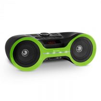 Auna Boombastic, bluetooth boombox, USB, SD, MP3, AUX, FM, LED