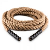 Capital Sports Power Rope, 15m/3,8cm, kyvadlové lano, konope