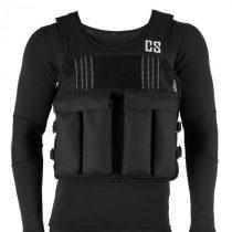 Capital Sports Beastvest, 5 kg, čierna, záťažová vesta, pieskové závažia