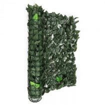 Blumfeldt Fency Dark Leaf, plot na ochranu pred pozorovaním, ochrana pred vetrom, 300 x 100 cm, buk,...