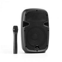 Malone Bushfunk 20, aktívny PA reproduktor, 400 W, bluetooth, akumulátor, USB, SD, MP3 VHF