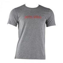 Capital Sports tréningové tričko pre mužov, sivé melírované, veľkosť XL