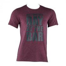 Capital Sports tréningové tričko pre mužov, gaštanová, veľkosť XL