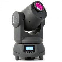 Beamz Panther 50 LED Spot Movinghead, zariadenie pre svetelné efekty, 9 gobo vzorov, 7 farieb