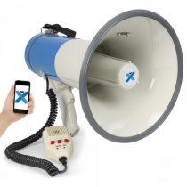 Vexus MEG055, megafón, 55 W, bluetooth, USB, SD, MP3, funkcia nahrávania, mikrofón, prevádzka na bat...
