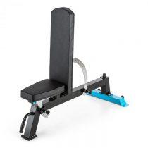 Capital Sports Compactar, lavica pre tréning s činkami, kov, prispôsobiteľná