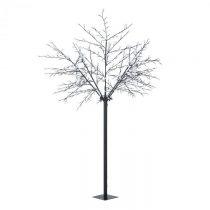 Blumfeldt Hanami CW 250, strom so svetielkami, čerešňové kvety, 600 LED diód, studená biela