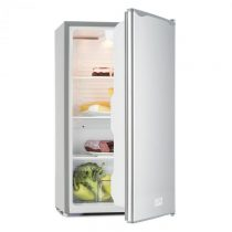 Klarstein Beerkeeper chladnička, 92l, energetická trieda A+, 3 úrovne, strieborná