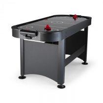 """OneConcept Arctic Thunder, čierny, air hokejový stôl, 7"""", 80 x 90 x 190 cm (ŠxVxH)"""