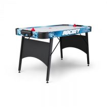 "OneConcept Polar Combat, čierny, air hokejový stôl, 6"", 76 x 82 x 161 cm (ŠxVxH)"