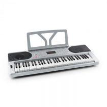 SCHUBERT Etude 300 Keyboard 61 klávesov, 300 zvukov, 300 rytmov, 50 demo pesničiek, strieborný