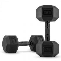 Capital Sports Hexbell, jednoručná činka, pár 2 x 12,5 kg