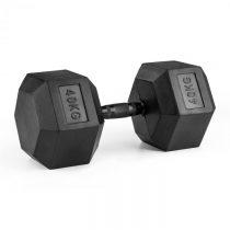 Capital Sports Hexbell, jednoručná činka, 40 kg