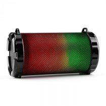 Auna Dr. Beat LED, 2.1 bluetooth reproduktor, akumulátor, viacfarebná LED, USB, SD, FM, AUX