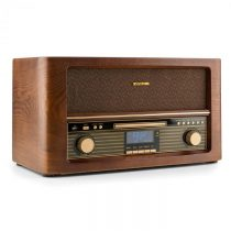 Auna Belle Epoque 1906 DAB, retro stereo systém, bluetooth, CD, USB, MP3, FM