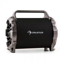Auna Blaster M, prenosný bluetooth reproduktor, LED svetelný efekt, AUX, SD, USB, FM