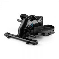Capital Sports Minioval Mini Bike, stepper na domáci tréning, eliptický, čierny
