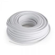 Numan reproduktorový kábel - CCA, biely, hliník-meď, 2 x 2,5 mm², 30 m