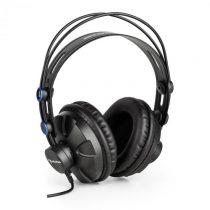 Auna HR-580 štúdiové slúchadlá over-ear slúchadlá uzavreté, modrá farba